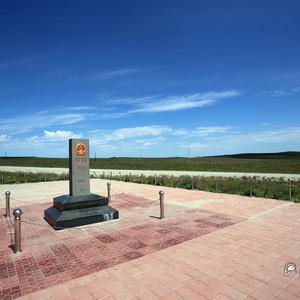 蒙古游记图文-1%的人这样玩内蒙(上):牧民家访+边境探秘+挑战S203+锡林郭勒