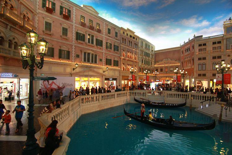 Casino at Venetian Macao1