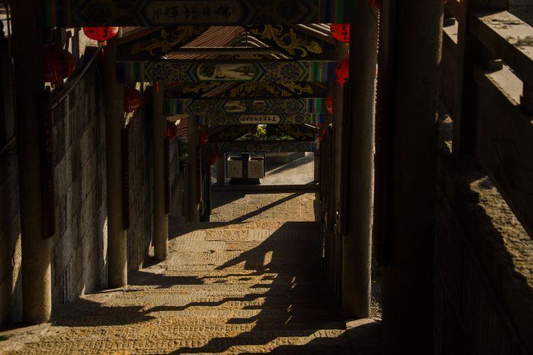 Bailu Temple1