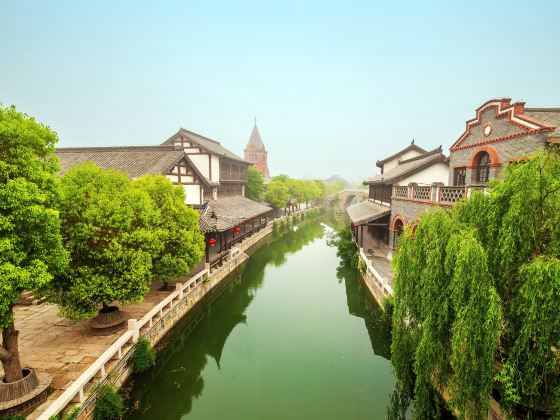 Taierzhuang Ancient City