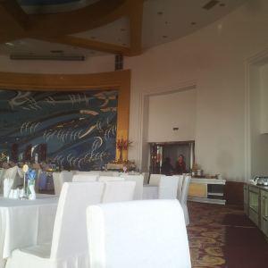 蓝天宾馆中餐厅旅游景点攻略图