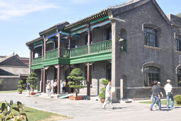 Marshal Zhang's Mansion Museum2
