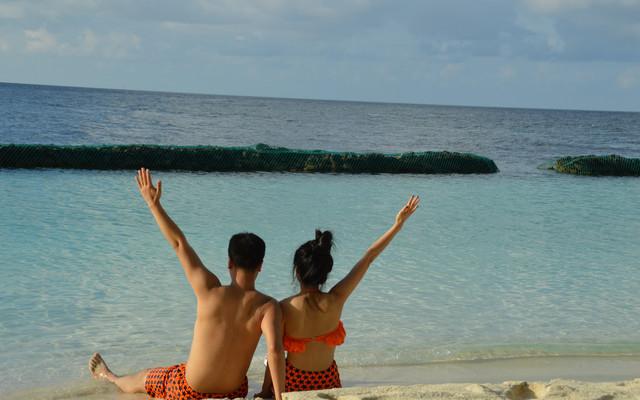 马尔代夫----莉莉岛----蜜月圣地