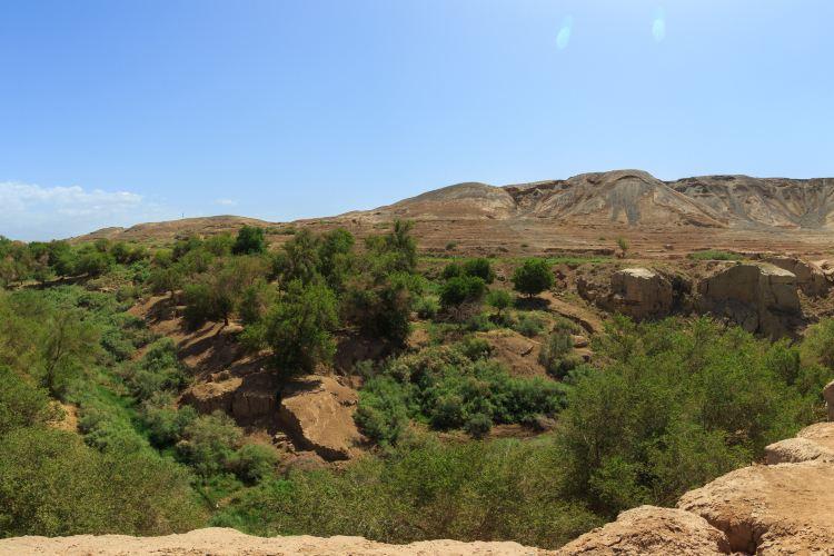 吐峪溝大峽谷2