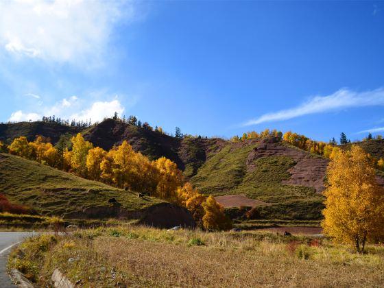 Kanbula National Forest Park