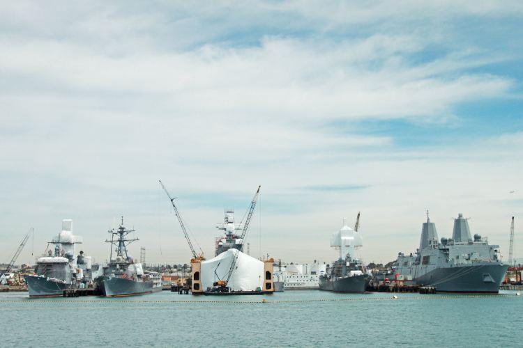 聖地亞哥港1
