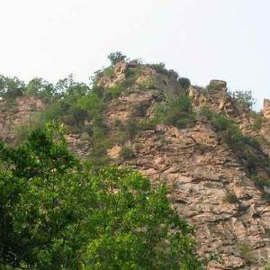 城墙砬子旅游景点攻略图