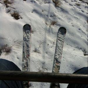 天山天池国际滑雪场旅游景点攻略图