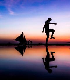 [菲律宾游记图片] 背上相机,独自出发——菲律宾之长滩篇。