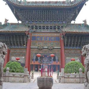 三原游记图文-三原县城隍庙+三原老黄家