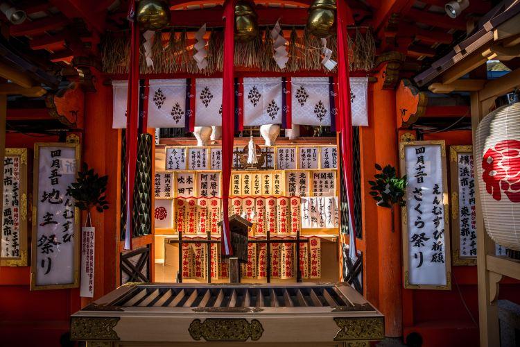 地主神社4