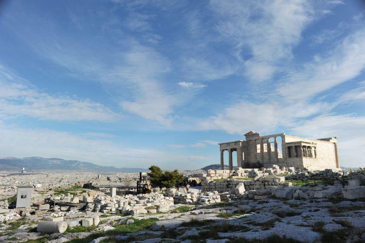 伊瑞克提翁神廟 1