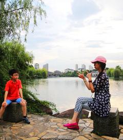 [萧山区游记图片] 【杭州】夏一个旅途——九溪十八涧、湘湖