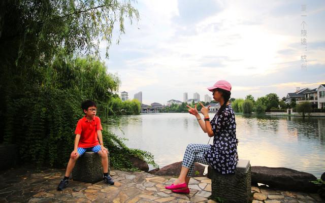 【杭州】夏一个旅途——九溪十八涧、湘湖