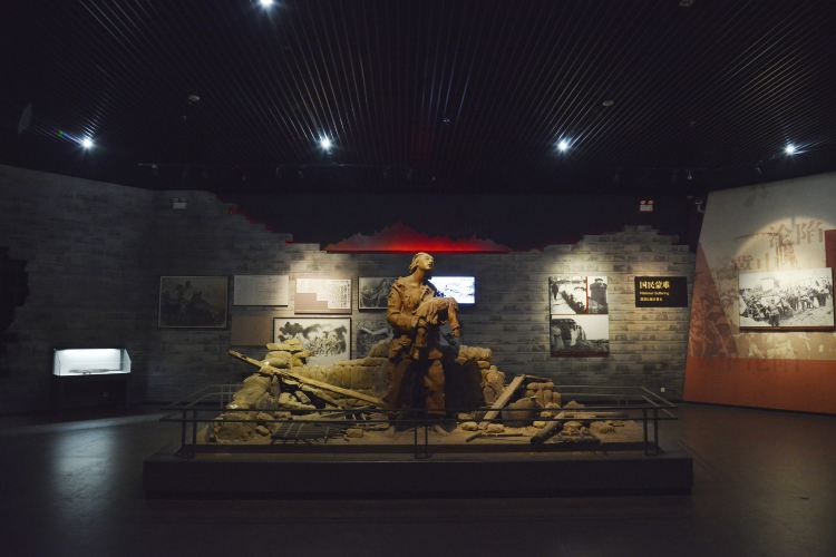 Ranzhuang Tunnel Warfare Site3
