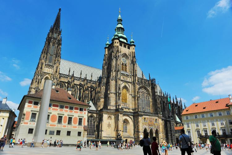 St. Vitus Cathedral4