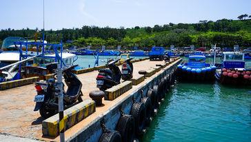 后壁湖渔港