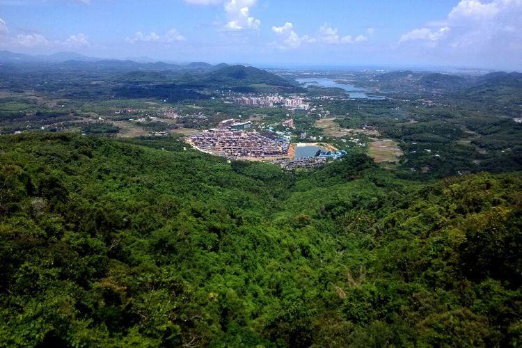 呀諾達雨林文化旅遊區1