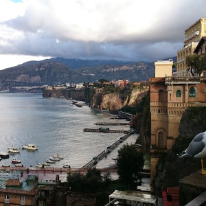 卡普里游记图文-意大利南部Sorrento/Pompei/Capri/Amalfi四日休闲自由行