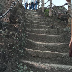 八角寨景区旅游景点攻略图