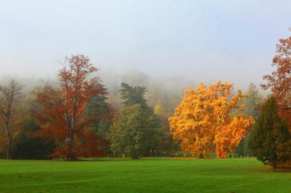 格拉茨的秋天
