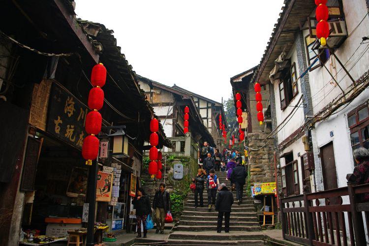 Ciqikou Ancient Town4