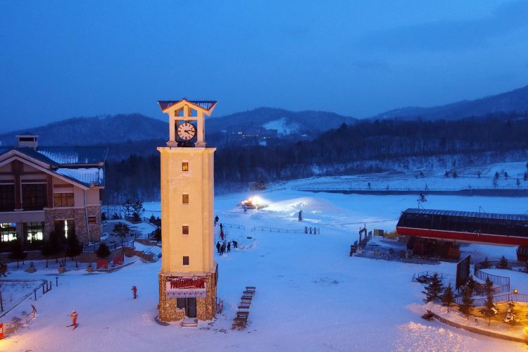 Yabuli Ski Resort2