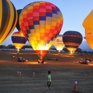 兰屿乡游记图文-夏季香港出发兰屿热气球亲子七日体验游