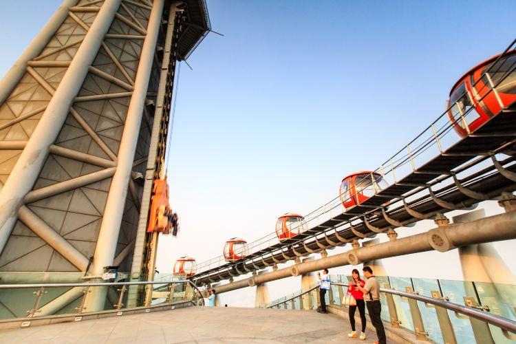 광저우 타워(광주탑)3