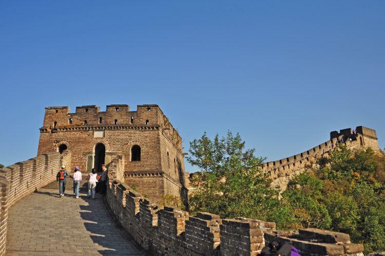 Mutianyu Great Wall2