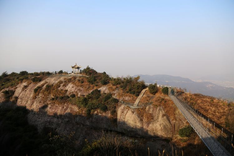 Wenling Fangshan Scenic Area3