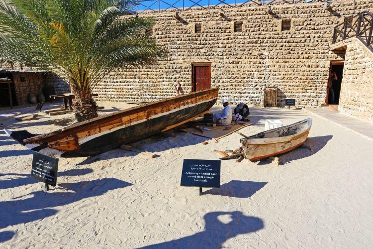두바이 박물관2