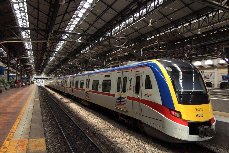 쿠알라룸푸르 기차역2
