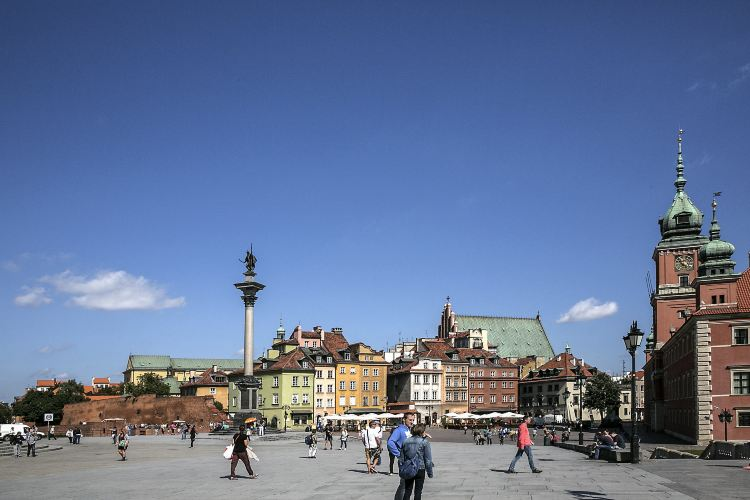 Warsaw Old Town2