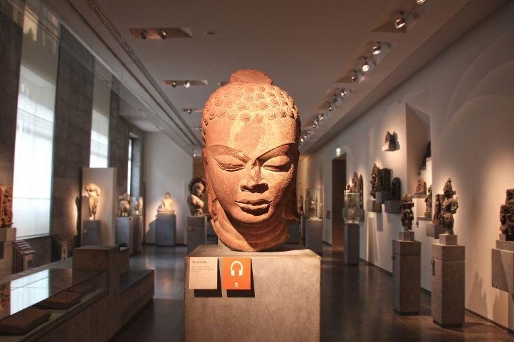 國立紀玫亞洲藝術博物館2