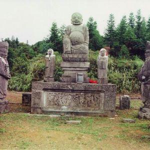 观斗山石雕旅游景点攻略图