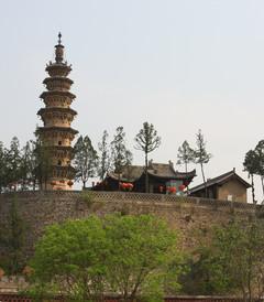 [潞城游记图片] 山西潞城的原起寺