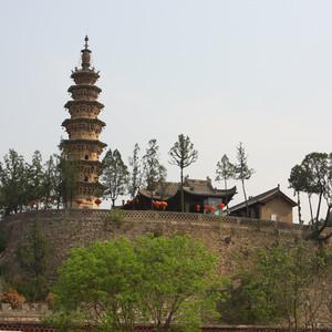 潞城游记图文-山西潞城的原起寺