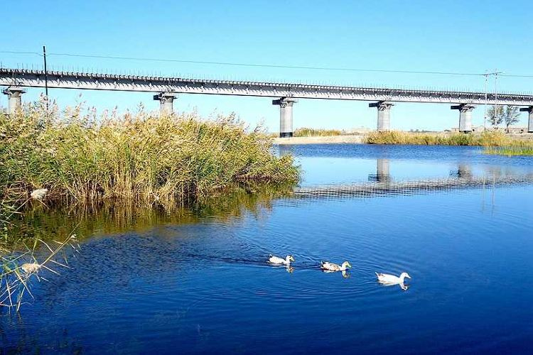 烏倫古湖3