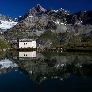 施瓦茨塞湖旅游景点攻略图
