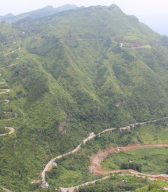 [晴隆游记图片] 贵州自驾游1:黔西南——晴隆二十四道拐