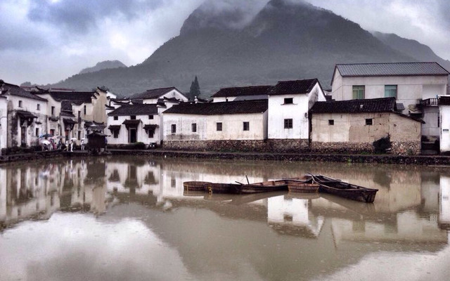 肥肥安走遍中国—新叶古村