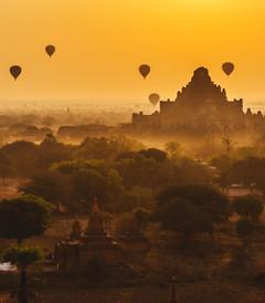 [缅甸游记图片] 流淌过伊洛瓦底江的赞歌——赤足行走,缅国十日