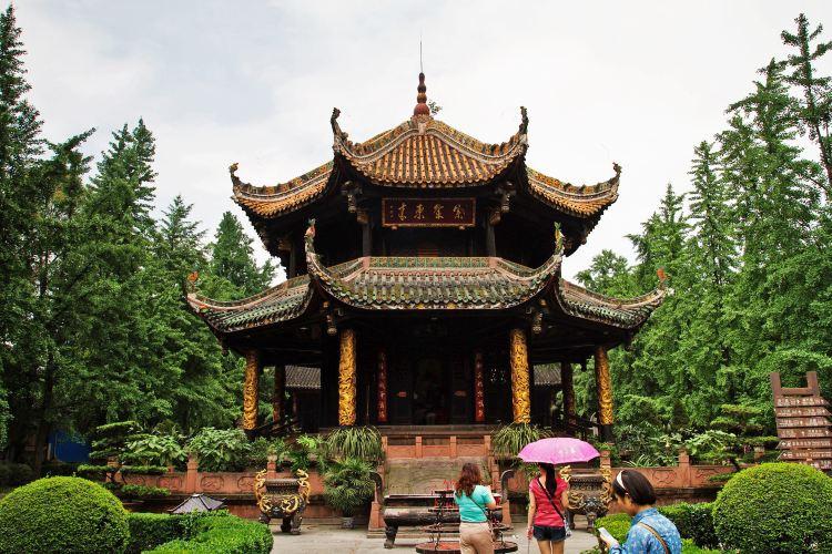 Qingyang Palace1