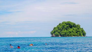 美人鱼岛潜水
