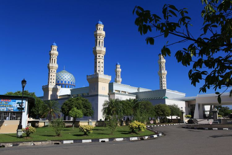 코타키나발루 시립 모스크2