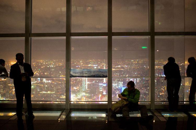 Shanghai World Financial Center4