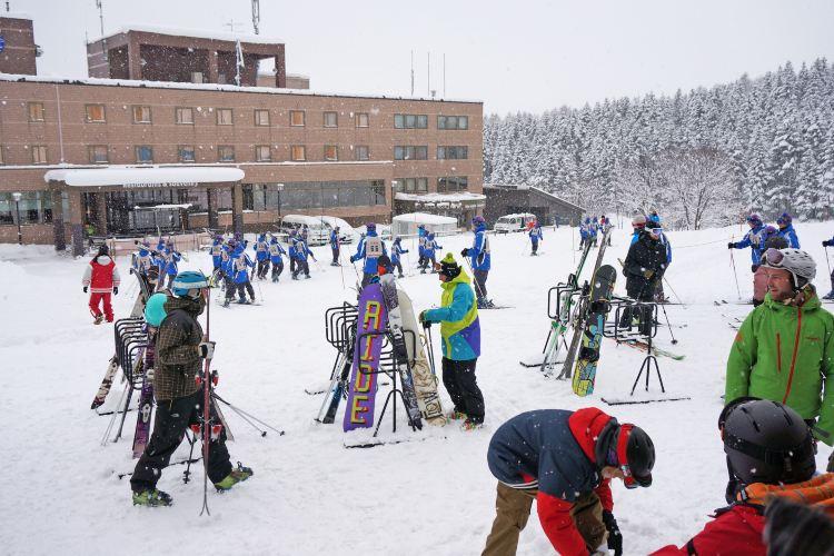 比羅夫滑雪場2