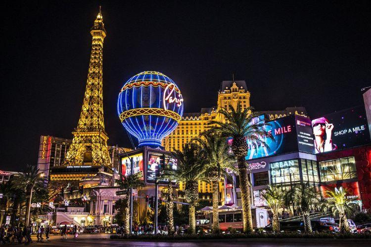 파리 라스베이거스 호텔 에펠 타워 익스피리언스3