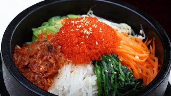 韓膳閣烤肉